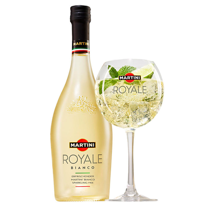 Martini Royale Bianco | Drinks of all Nations